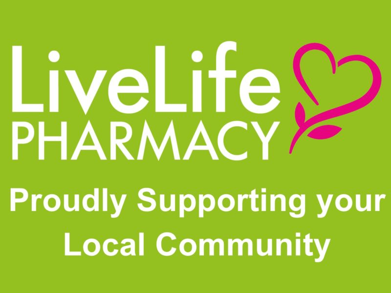 LiveLife Community Support Program July 2018